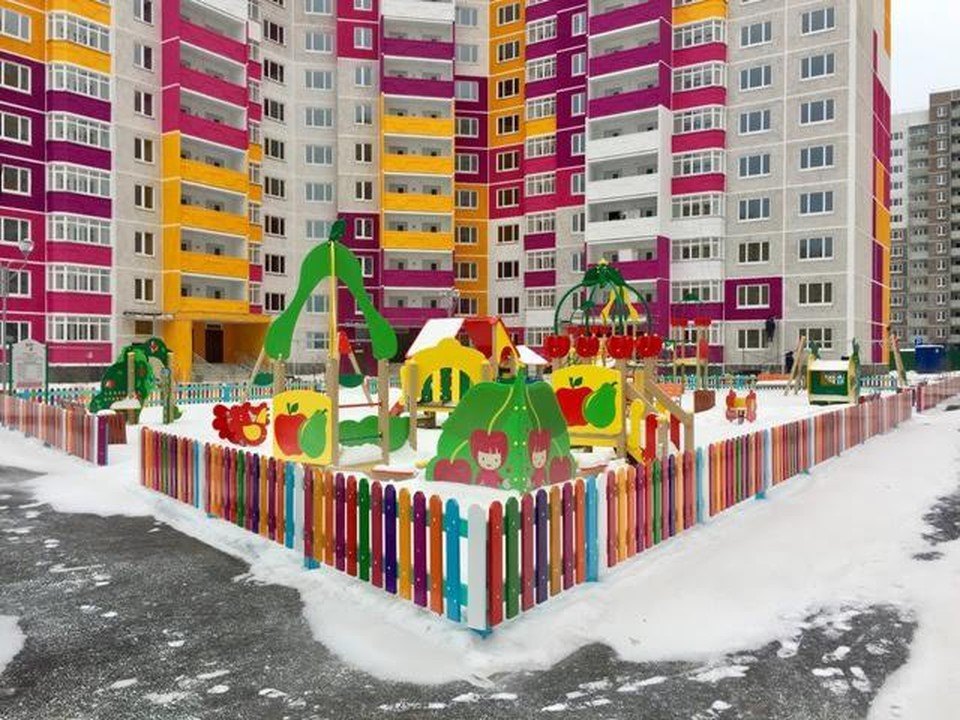"В Тюмени стартовали продажи квартир в ЖК ""Комарово"""