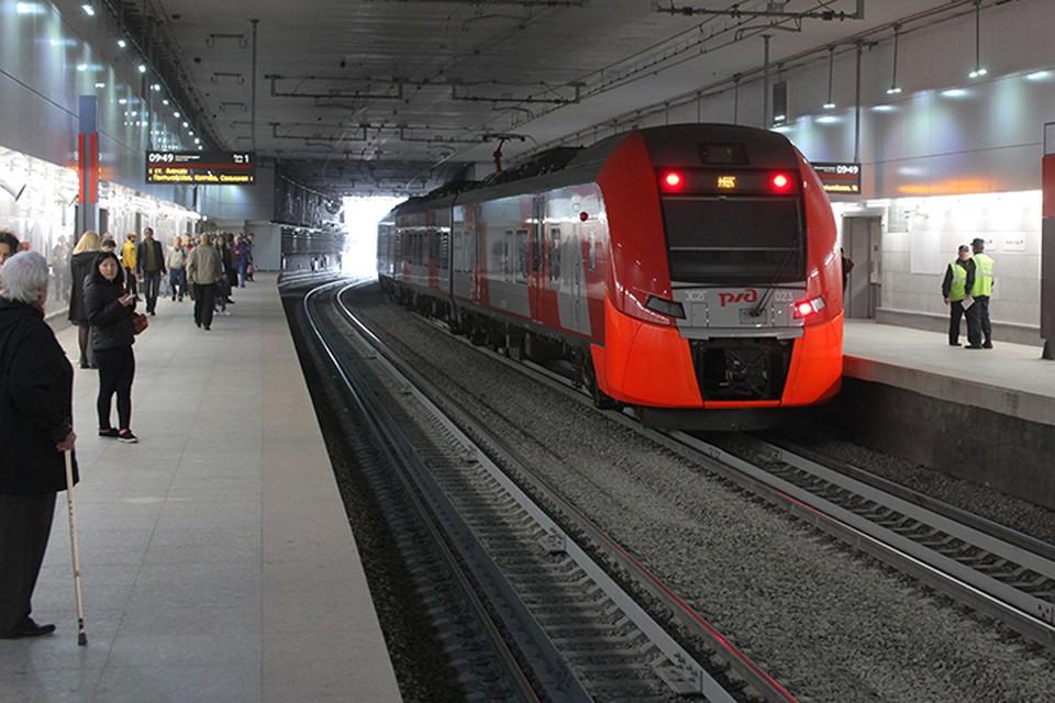 До конца этого года на МЦК планируют перевезти 25 миллионов пассажиров