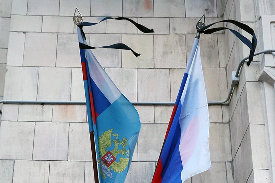 Причиной смерти дипломата называют несчастный случай, не связанный с его службой. ФОТО Валерий Шарифулин/ТАСС