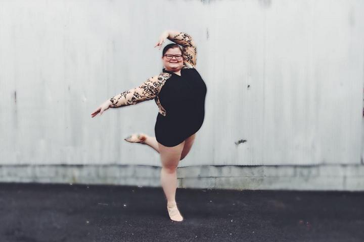 15-летняя Хоуэлл занимается хореографией с пяти лет, а также увлекается джазом и чечеткой