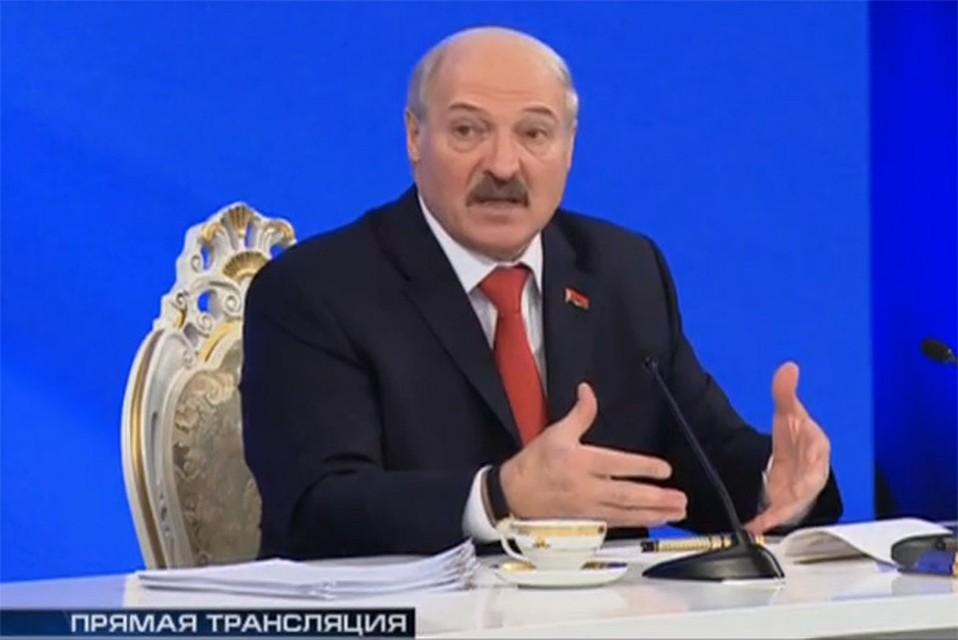 Лукашенко согласен наобщую валюту сРоссией