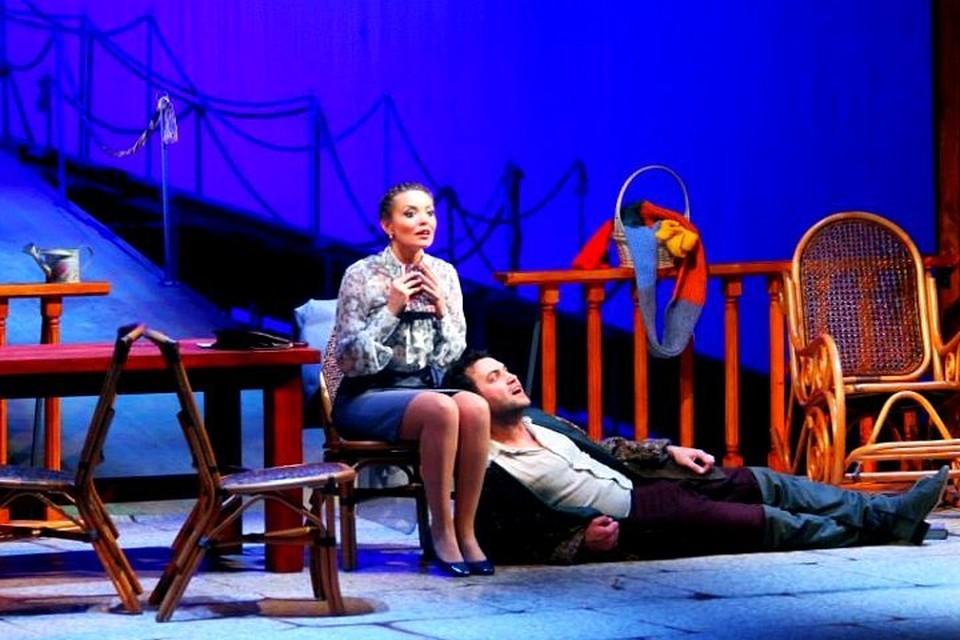 Трогательная и страстная романтическая комедия поведает историю молодого дикаря Пабло. Фото: ТАТД