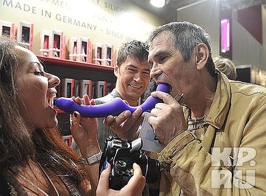 Выставки секс индустрии 2012 в мире