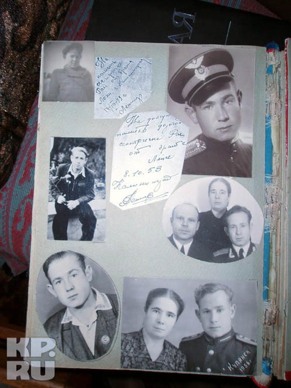Алексей готовится в космонавты, он часто пишет любимой сестре Рае в Кузбасс