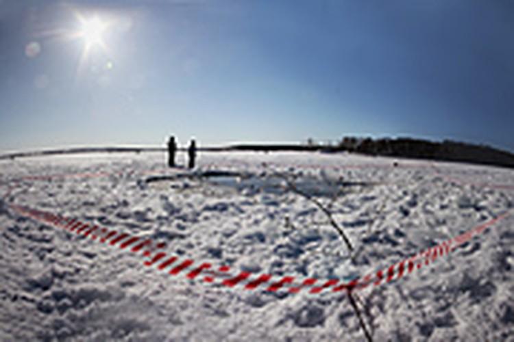 Как на озере Чебаркуль метеорит искали