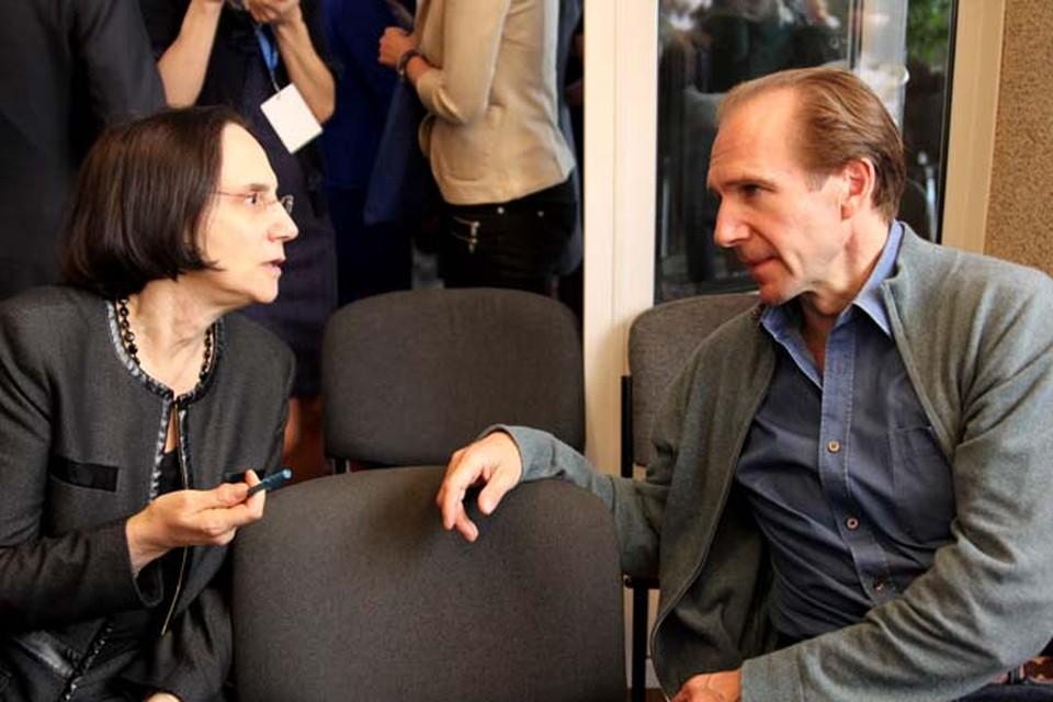 """Московская школа политических исследований поговорила о  Шекспире и встретила свое 20-летие в компании Рэйфа Файнса  и """"Кореолана"""""""