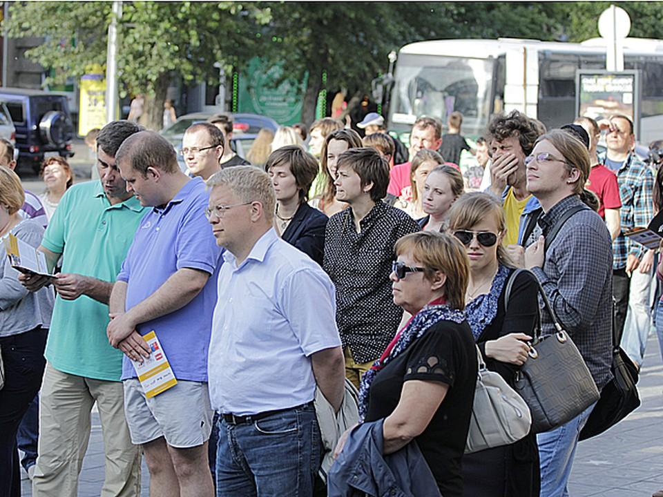 В Новосибирске состоялся музыкальный Фестиваль МузЭнергоТур. (часть 1)