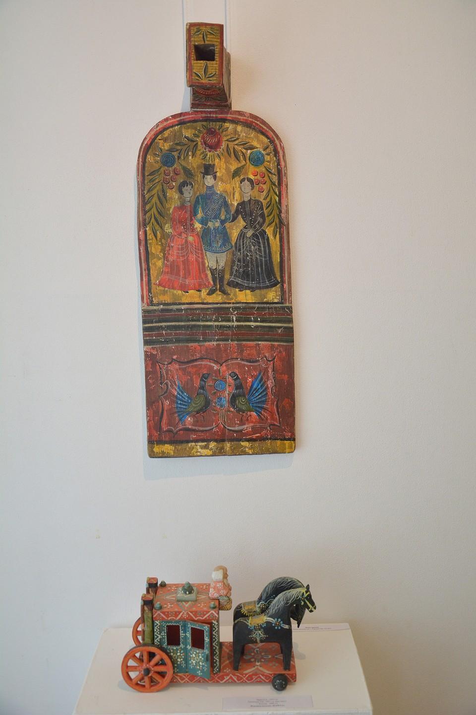 """Выставка """"Многоликое дерево"""""""