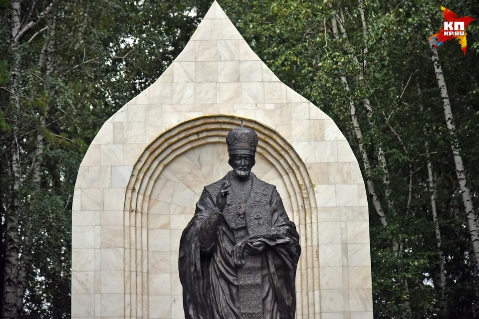 Экскурсия в старейший в Новосибирской области Троицкий собор в поселке Колывань