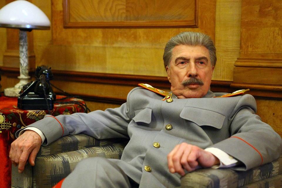 """Кадр из фильма """"Товарищ Сталин"""""""