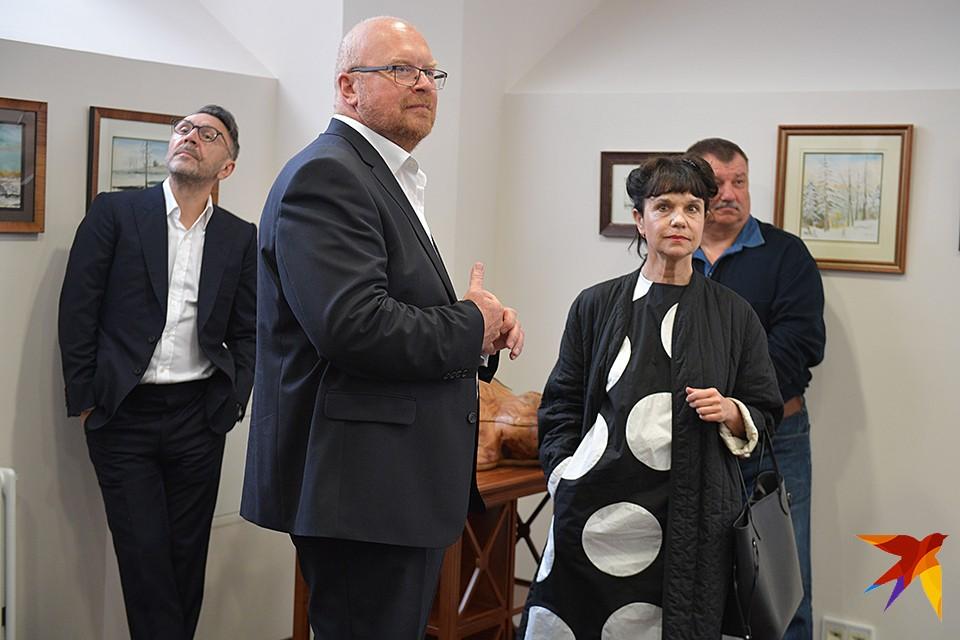 В Московской Штаб-квартире РГО состоялось итоговое заседание жюри V фотоконкурса РГО «Самая красивая страна»