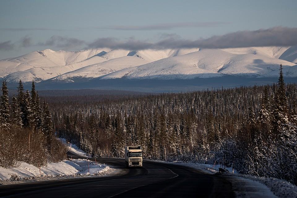 Мурманская область уже покрылась снегом
