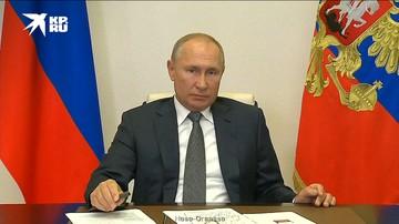 Путин объясняет, как избежать возврата к ограничениям