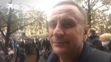 Владимир Ворсобин о новом ходе митингующих в Минске: Толпа петляет по маленьким улочкам