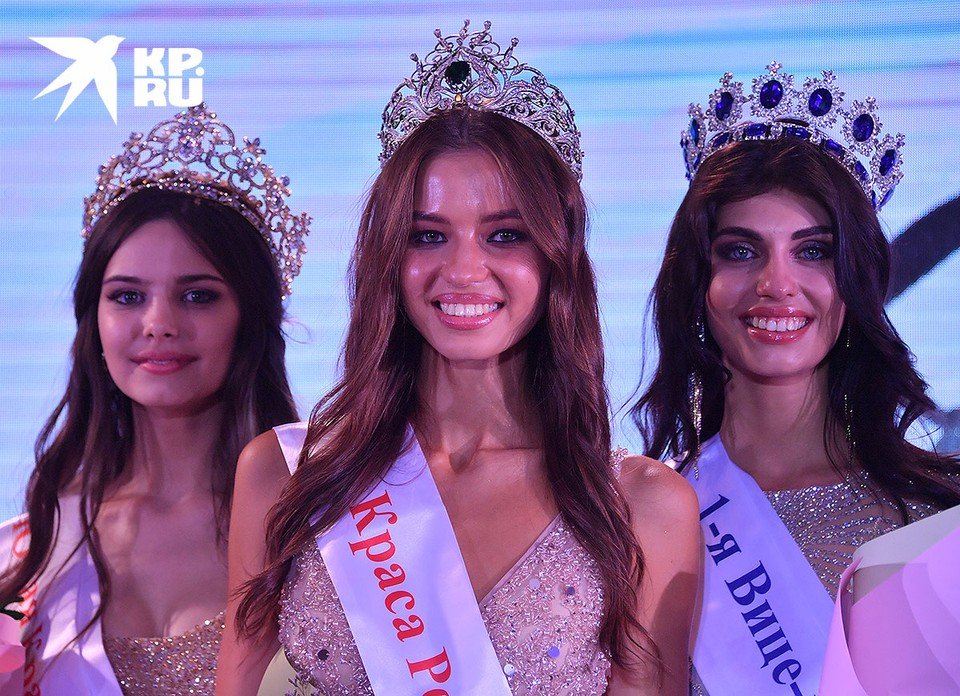 """Победительницей конкурса """"Краса России 2020"""" стала 18-летняя Альбина Королева из Ярославля."""