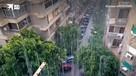 Сильнейшие ливни не прекращаются в египетском Каире