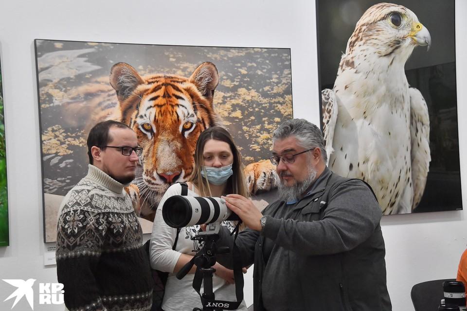 Более двухсот российских фотографов покажут свои великолепные работы на фестивале природы