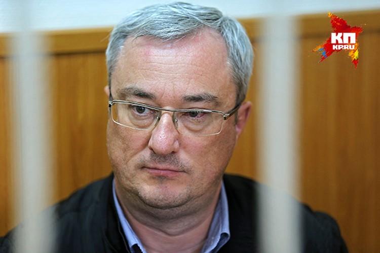 Сегодня Вячеслав Гайзер обжаловал свой арест