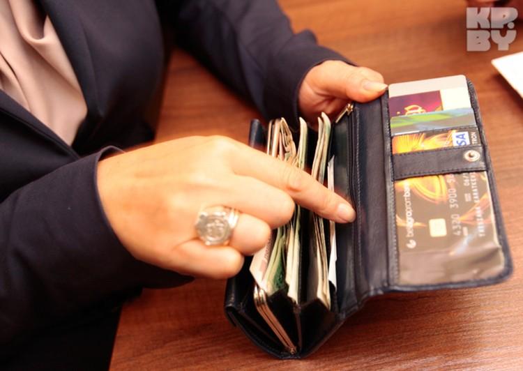 В кошельке у кандидатат оказалась валюта как минимум пяти стран.
