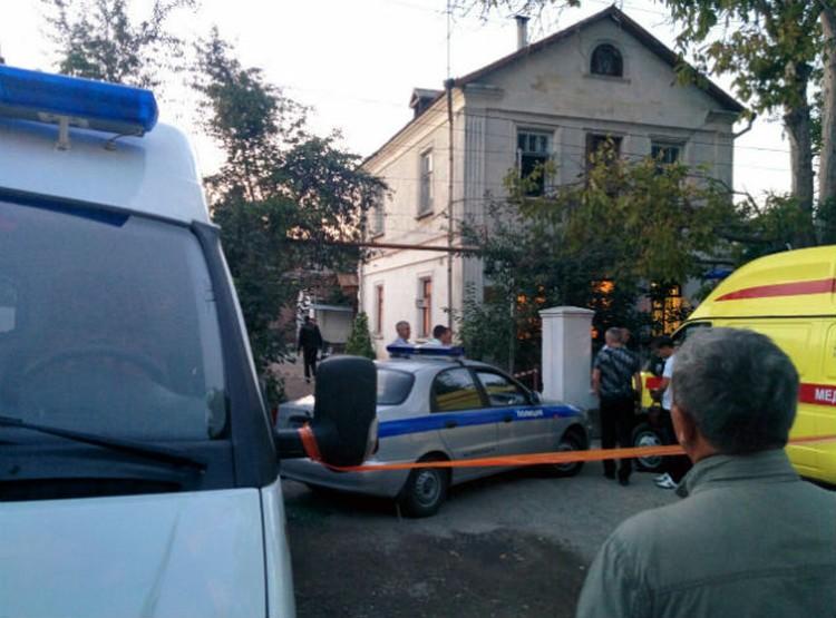 """Кровавая бойня произошла на станции """"скорой"""" в Симферополе больше двух недель назад"""