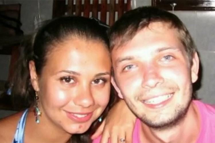 Дима и Таня познакомились в Москве, работали вместе в одном ресторане на Маяковской