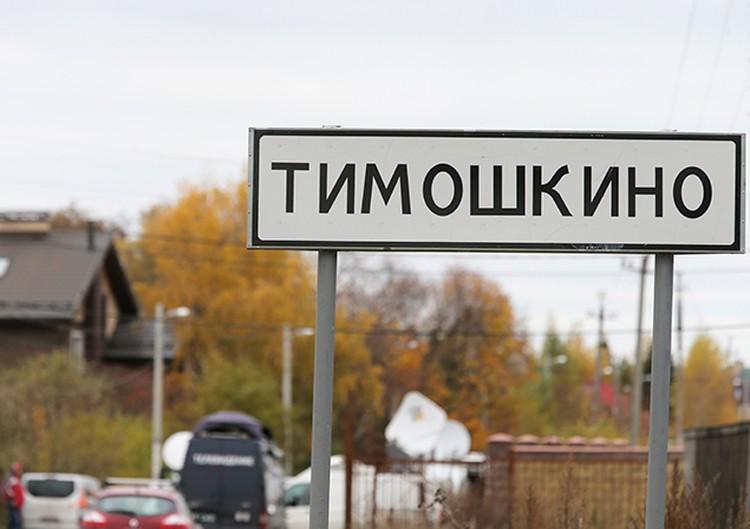 В Подмосковной деревне Тимошкино обнаружено тело бизнесмена Амирана Георгадзе