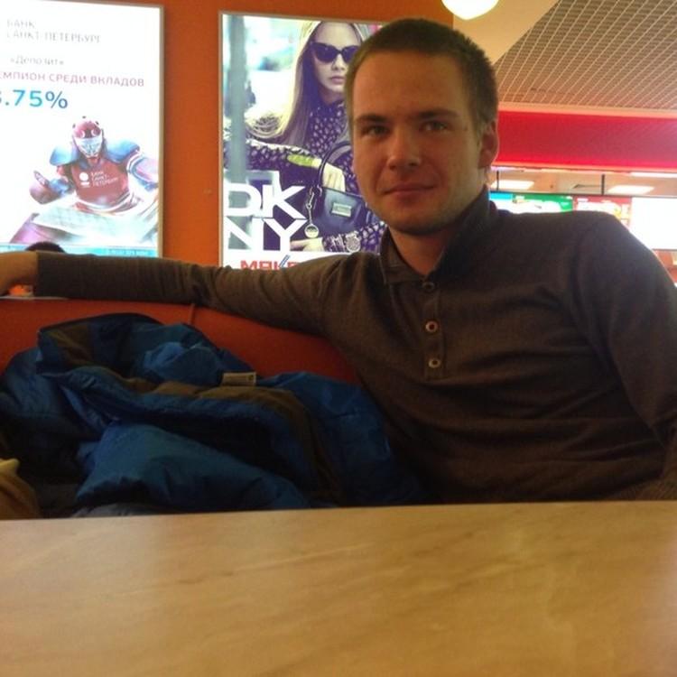 Евгений Явсин. Фото: соцсети