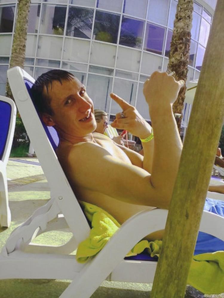Роман Серединский уехал из Беларуссии в Петербург на заработки.  Фото: соцсети