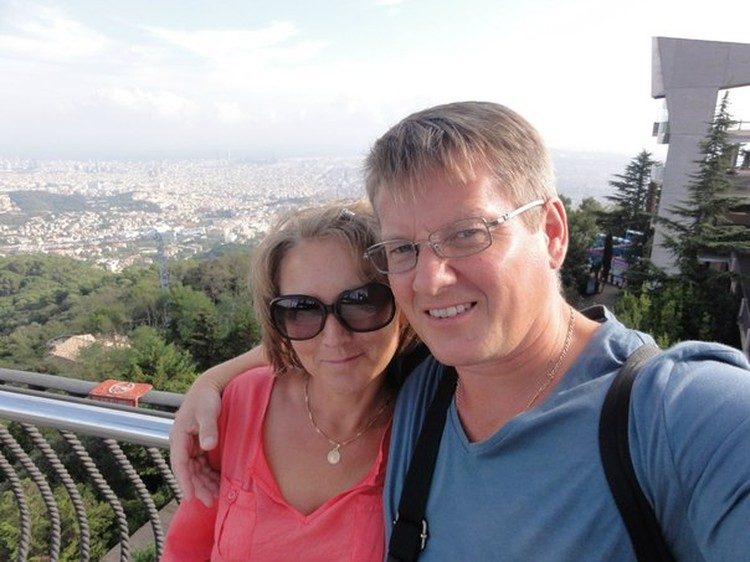Александр и Ирина очень любили путешествовать. Это фото сделано во время их путешествия в Латинскую Америку. Фото: соцсети