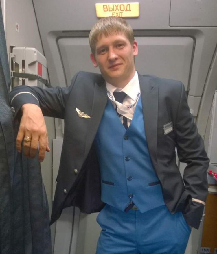 Станислав Свиридов, один из членов экипажа. Фото: соцсети