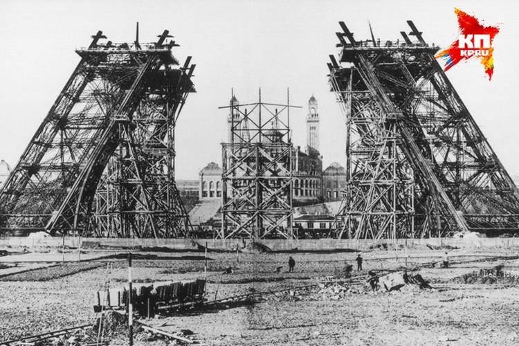 Понадобилось порядка 18 тысяч металлических деталей из уральского металла и 2,5 миллиона уральских заклепок, чтобы башня не развалилась!