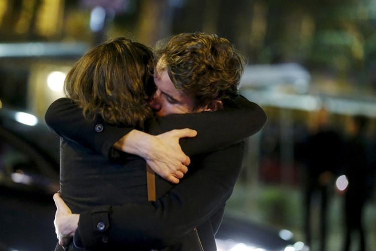 Да, мы остались живы. Но образы трагедии еще долго будут стоять у нас перед глазами.