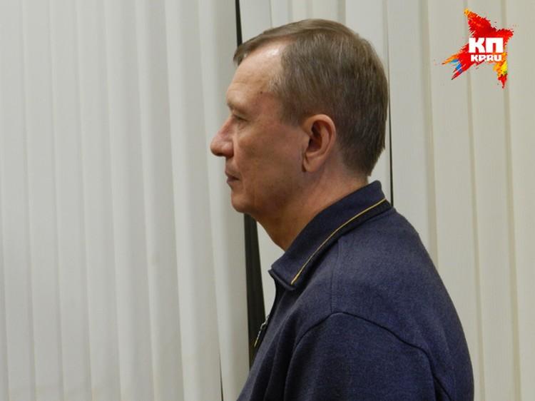 Николай Денин слушает приговор. Фото: Марина Гусева.