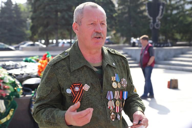 Председатель «Боевого братства» Василий Катанэ написал обращение в Госдуму.