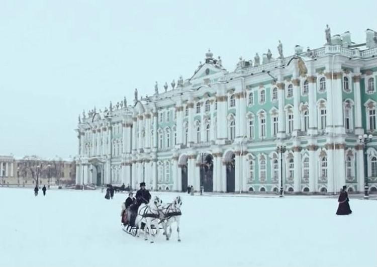 Основные съемки фильма проходили в Петербурге в феврале 2015 года.