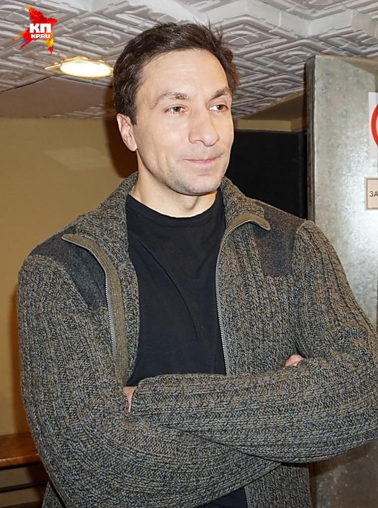 Григорий Антипенко в Воронеже.