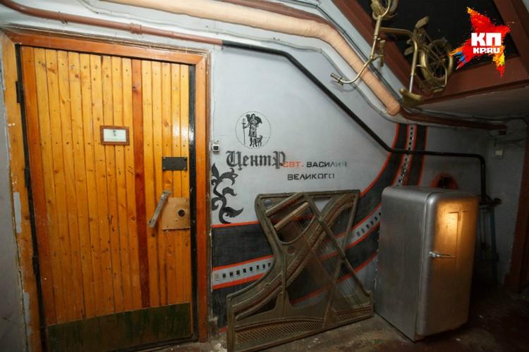 У Центра два помещения, и оба - на Васильевском