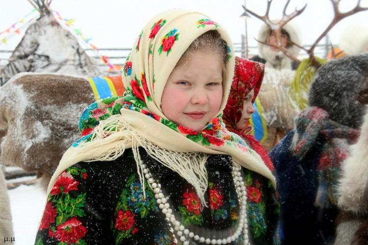 Даже детям нашлась роль в новом сериале. Фото: Мария Демидова