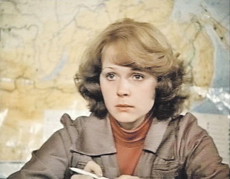 Людмила Гаврилова на протяжении восьми лет играла с Мироновым в Театре сатиры. Фото: kino-teatr.ru