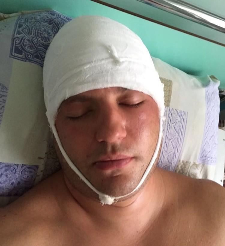 Павел перенес тяжелейшую операцию. И она не последняя