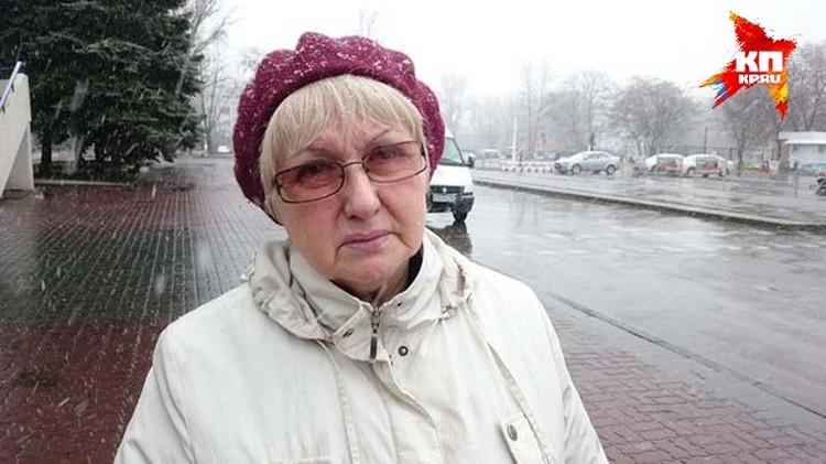 Нина Федоровна Титова потеряла в авиакатастрофе дочь и зятя