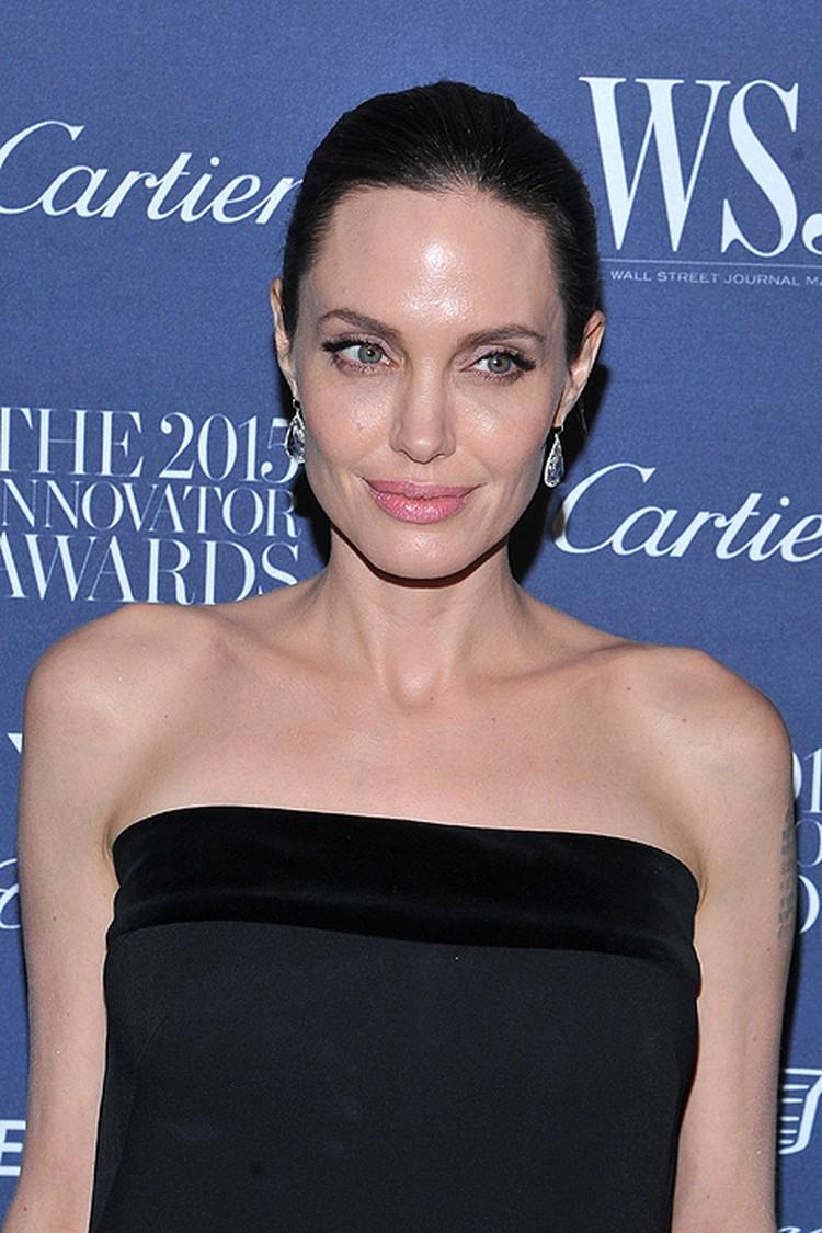 Чрезмерная худоба Анджелины Джоли не раз становилась причиной ее ссор с мужем.