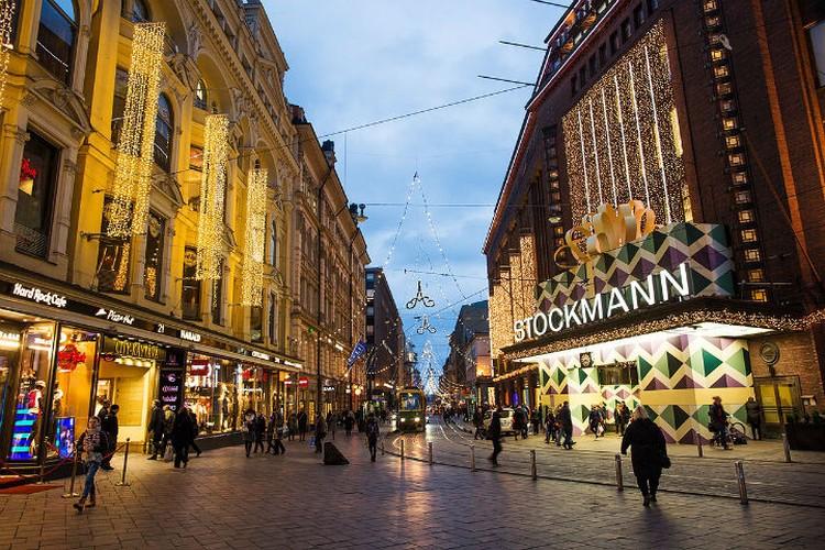 Хельсинки - недешевый город.