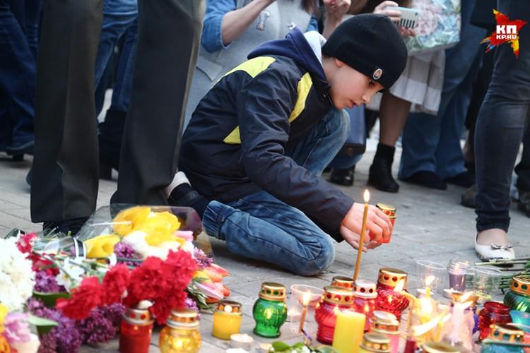 Донецк помнит Одессу