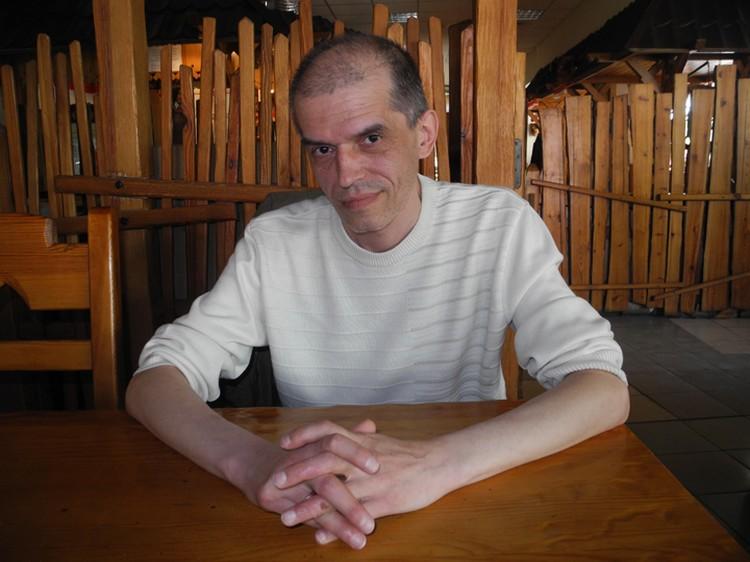 Алексей Самошкин.