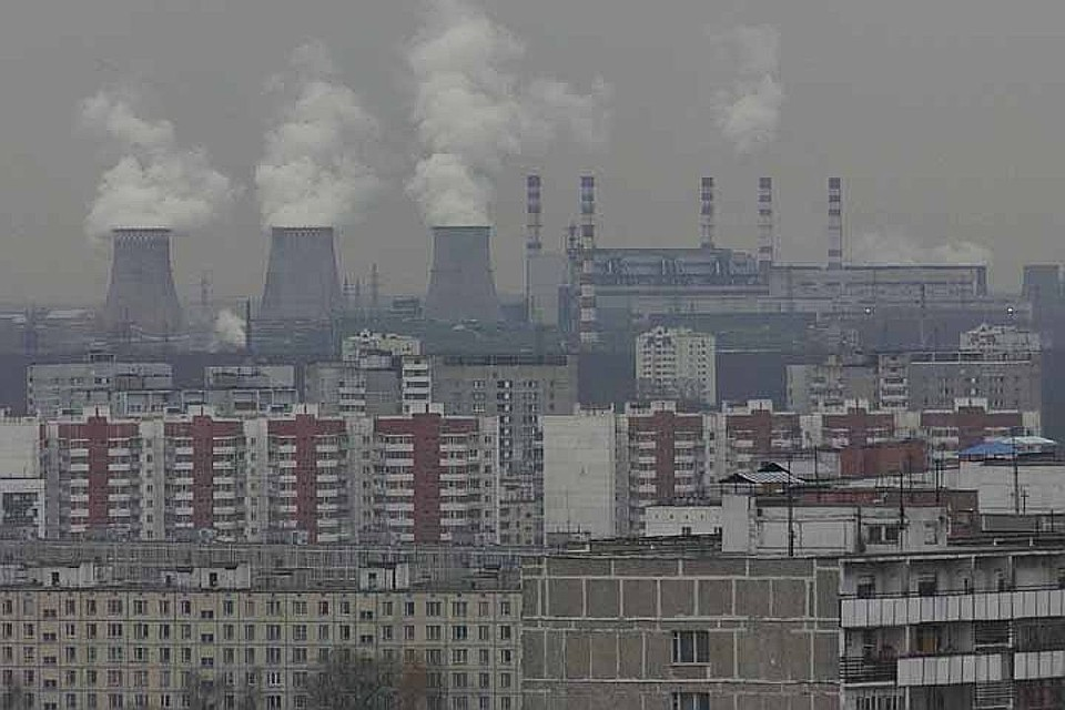 Глобального потепления – нет, уверяет наш эксперт. Но есть глобальное изменение климата. И человек приложил к нему руку Фото: Владимир ВЕЛЕНГУРИН