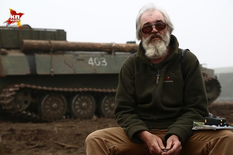 Игорь Анатольевич - старший научный сотрудник Сахалинского областного краеведческого музея