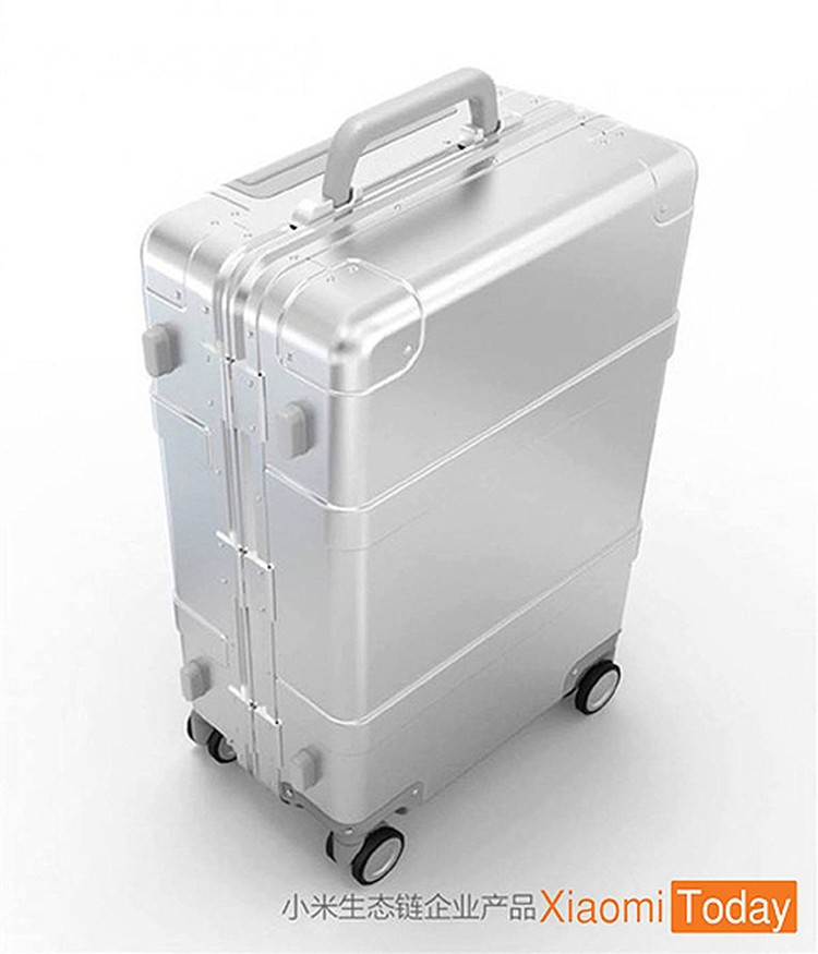 Чемодан Xiaomi 90 Minutes Smart Suitcase