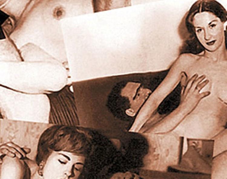 Коллаж из снимков коллекции Бэрона