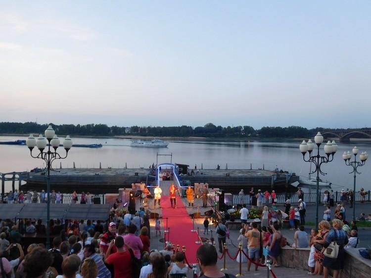 Волга хранит традиции
